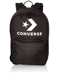 Lyst - Converse Black Cinch Bag in Black for Men c39e8a0d56877