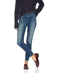 Signature by Levi Strauss & Co. Gold Label - Totally Shaping Pull-on Skinny Jean - Lyst