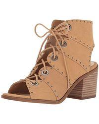 Lyst Satin Jessica Simpson Pressy Satin Lyst Platform Sandale in ROT 4f0d69