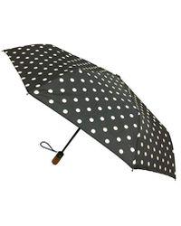 London Fog - Auto Open Close Umbrella - Lyst