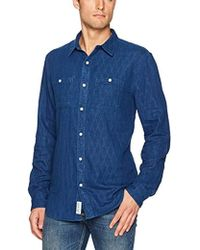 Lucky Brand - Mason Work Wear Shirt - Lyst