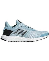 d86c18844 Lyst - adidas Ultraboost St Women s Running Shoes in Blue