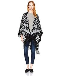 Michael Stars - Without Borders Cape - Lyst