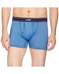 54c6cb45f832 Original Penguin Cotton Stretch Boxer Brief Underwear, Multipack for Men -  Lyst
