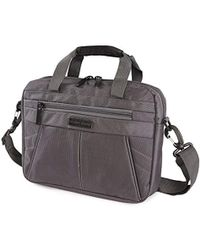 Perry Ellis - Benson Tablet And Netbook Case With Handle Fits Most Ipads/tablets/netbooks Laptop Bag - Lyst