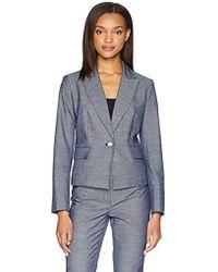 eb65572b424 Lyst - Women s Nine West Denim jackets On Sale