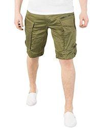 G-Star RAW - Sage Rovic Zip Loose Cargo Shorts - Lyst