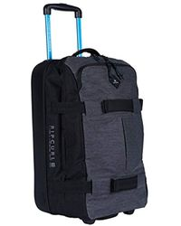 Rip Curl - F-light Transit Lightweight Wheel Roller Carry On Bag, - Lyst