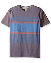 Quiksilver - Storm Lines Knit Shirt - Lyst