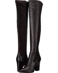 Sam Edelman - Natasha Over The Over The Knee Boot - Lyst