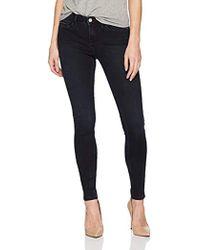 Calvin Klein - Jeans Curvy Skinny Fit Denim Jean - Lyst