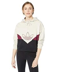 3e361605 adidas Originals Hawaiian Superstar Mesh Track Top in Black - Lyst