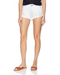 Guess - Sherbert Wash 1981 Short - Lyst