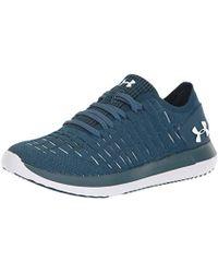 Under Armour Slingride 2 Sneaker - Blue