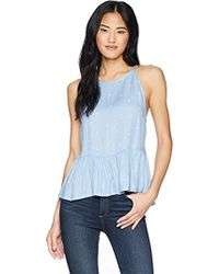 Volcom Soul Window High Necked Top Lyst