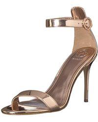 Guess - Kahlua Heeled Sandal - Lyst