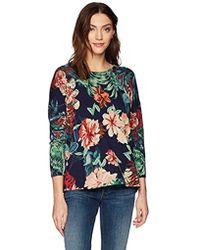 Desigual - Halimfolia Pullover Sweater - Lyst