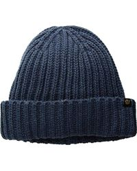 d3042dd7e79 Lyst - Sperry Top-Sider Unisex Burgee Saltwash Canvas Hat in Blue ...