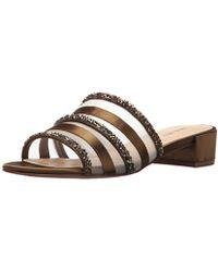 Nine West - Raetruda Synthetic Sandal - Lyst