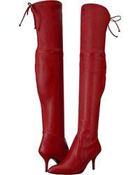 383b20a9014 Stuart Weitzman - Tiemodel Over The Knee Boot - Lyst