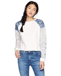 ca803ee54 Nike Just Do It Graphic Long Sleeve Shirt in White - Lyst