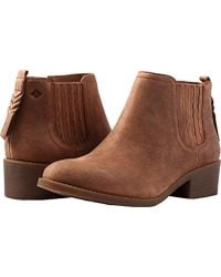 Sperry Top-Sider - Juniper Bree Ankle Boot - Lyst