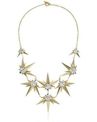 "Noir Jewelry - Orionis Necklace, 19"" - Lyst"