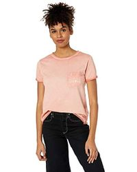 48b4fd9c52 Roxy - Take Me In Your World Short Sleeve T-shirt - Lyst