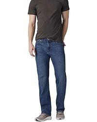 Lee Jeans - Big-tall Modern Series Extreme Motion Relaxed Fit Jean - Lyst