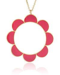 Kate Spade - Pendant Necklace - Lyst