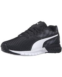 b1e39f4cf2 Lyst - Puma  ignite Dual  Running Shoe in Black