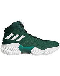 749b06cdec3 adidas Originals Pro Bounce 2018 Basketball Shoe in Blue for Men - Lyst