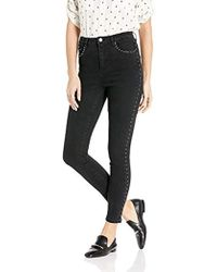 9efe941e29 Aries Lily Double Waistband Jeans in Blue - Lyst