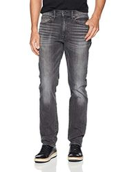 Lucky Brand - 121 Heritage Slim Jean In Chatham - Lyst