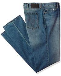 Calvin Klein - Straight Jeans - Lyst