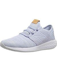 New Balance - Fresh Foam Cruz V2 Knit Sneakers - Lyst