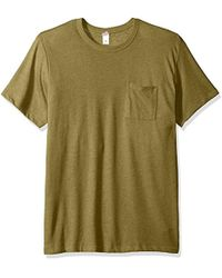 Alternative Apparel - Keeper Pocket Tee - Lyst