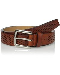 Cole Haan - Washington Grand 32mm Laser Perf Belt - Lyst