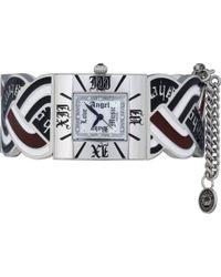 L.A.M.B. Lba0747620 Braid Bangle Watch - Multicolor