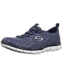 Skechers - Sport Gratis Lacey Fashion Sneaker - Lyst