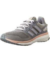 buy online feea9 93434 adidas - Energy Boost 3 Running Shoes, Lightweight, Comfortable And  Flexible Fit - Lyst