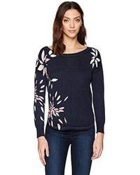 Desigual - Alnifolia Pullover Sweater - Lyst