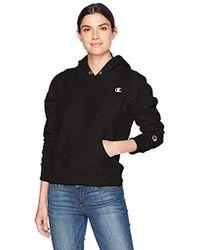 Champion - Reverse Weave Pullover Hood - Lyst