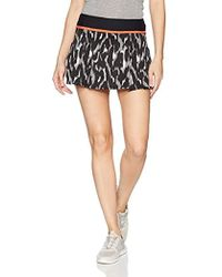 aa6c02171d7 Trina Turk - Recreation Leopard Luxe Jacquard Tennis Skirt - Lyst