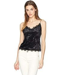 Guess - Sleeveless Chela Cami - Lyst