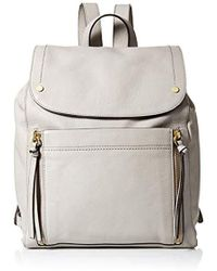 Cole Haan - Jade Leather Backpack - Lyst
