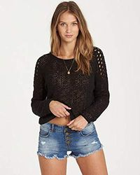 Billabong - Sea Ya Soon Sweater - Lyst