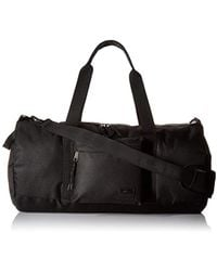 Steve Madden - Solid Nylon Duffle, Deep Black, One Size - Lyst
