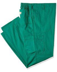 8baf3215fc4fa Carhartt Realtree Utility Print Scrub Pant in Natural for Men - Lyst