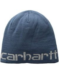 9f44c8887ad Lyst - Carhartt Knit Watch Cap in Green for Men